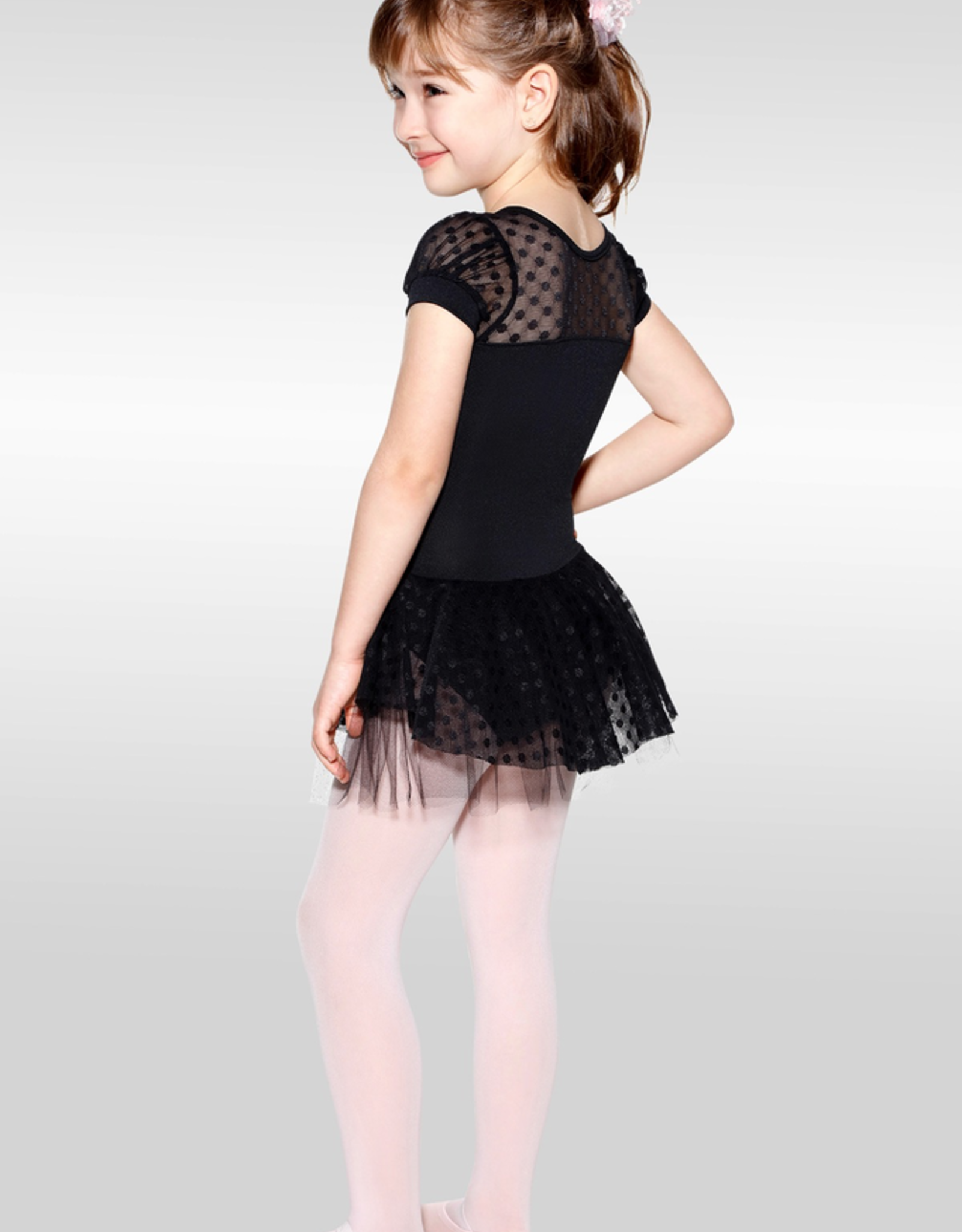 So Danca L1567 Biscotti Leotard Dress Youth