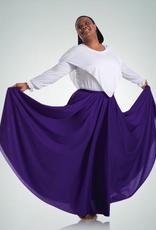 Bodywrappers 502 Full Circle Skirt