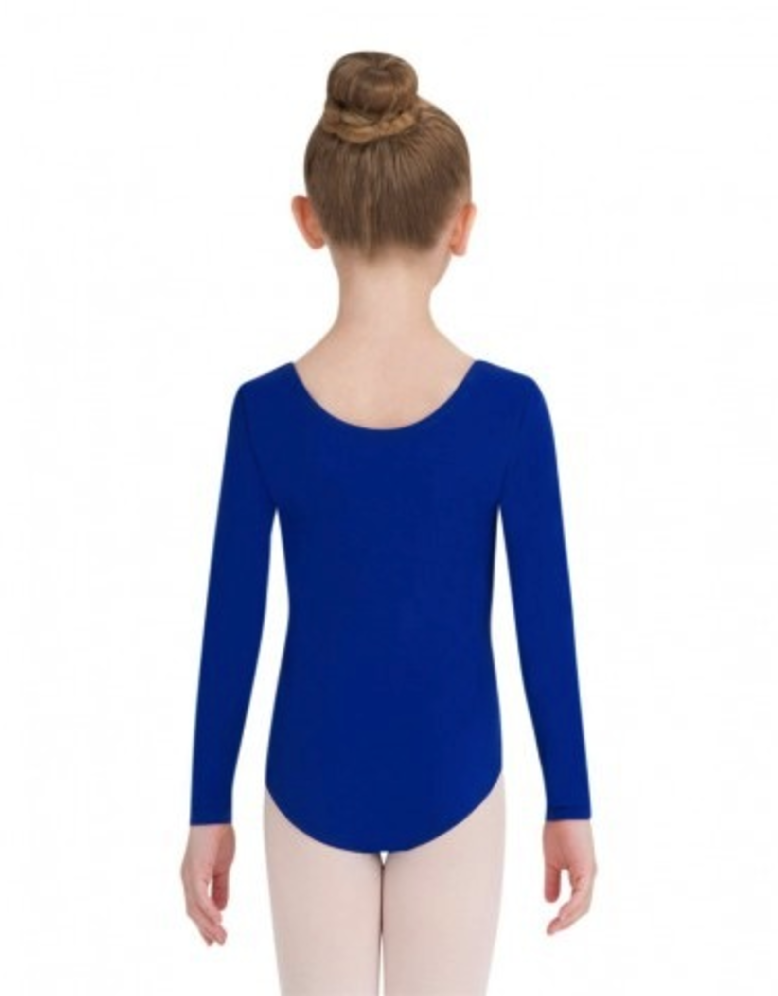 Capezio TB134C Long Sleeve Leotard Youth