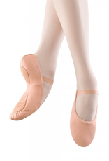 Bloch S0258G Split Sole Leather Ballet Slipper Youth