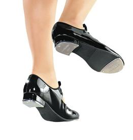 So Danca TA36 Snap On Elastic Tap Shoes Adult
