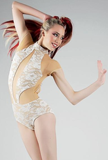 Ilo Gear Soffe Lace Leotard Adult