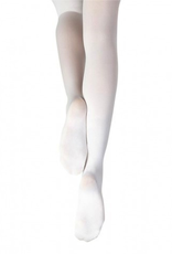Capezio 1825C (8-12) Studio Basics Footed Tights Youth