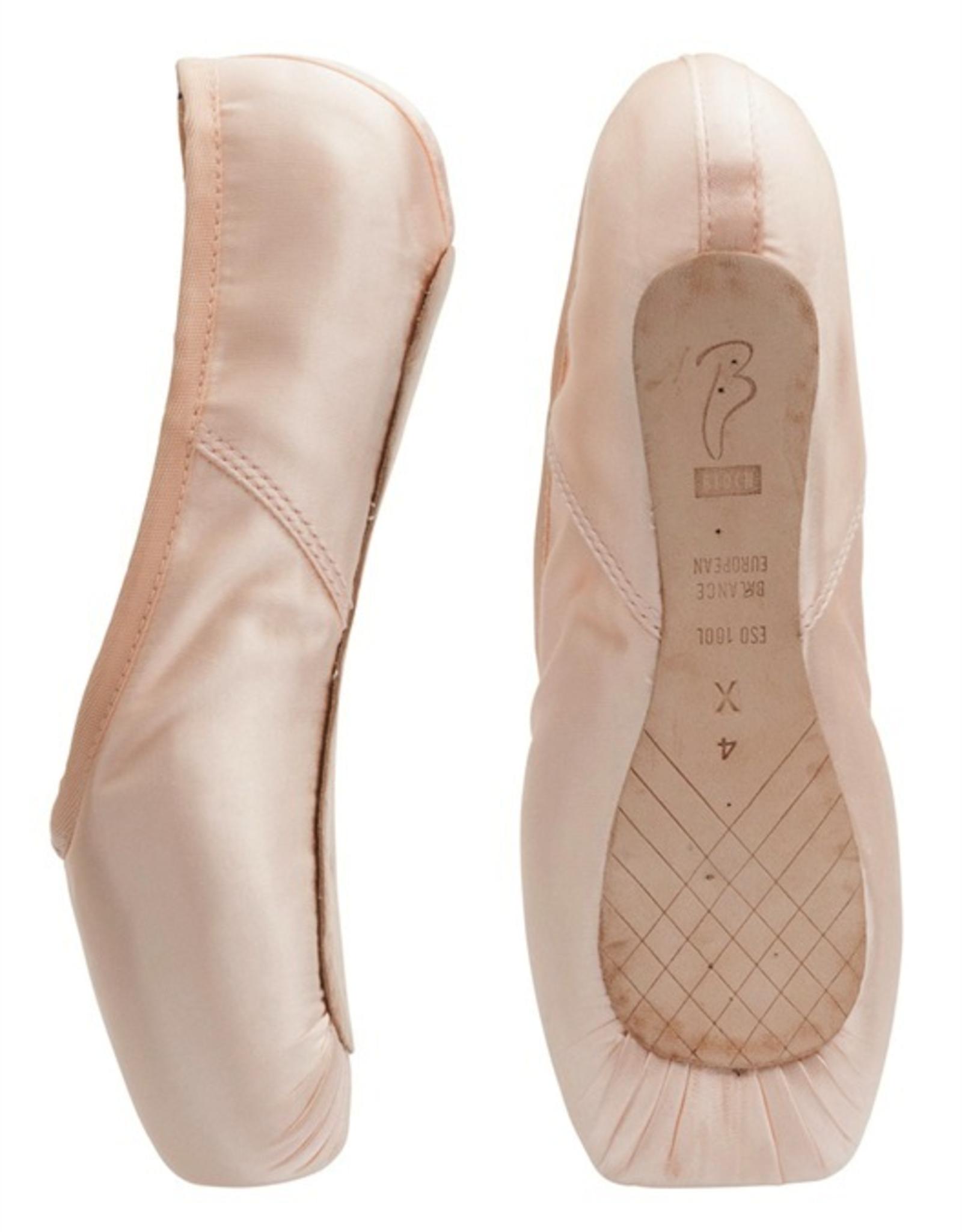 Bloch ES0160L  European Balance Pointe Shoes