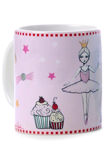 B Plus Nutcracker Sweet Mug