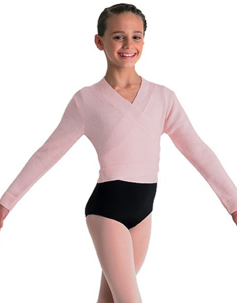Bloch CZ0999 Cross Over Cardigan Youth