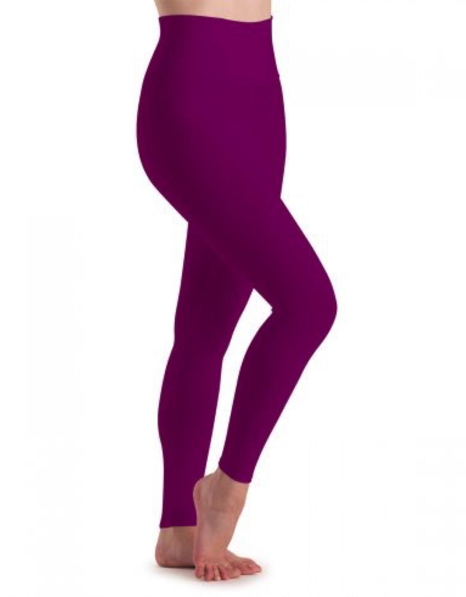 Motionwear 7018 High Waist Ankle Pants Adult