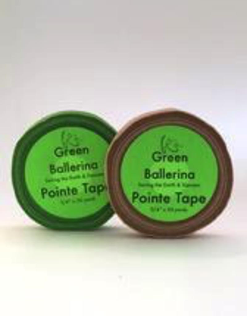 Pointe Snaps Green Ballerina Pointe Tape
