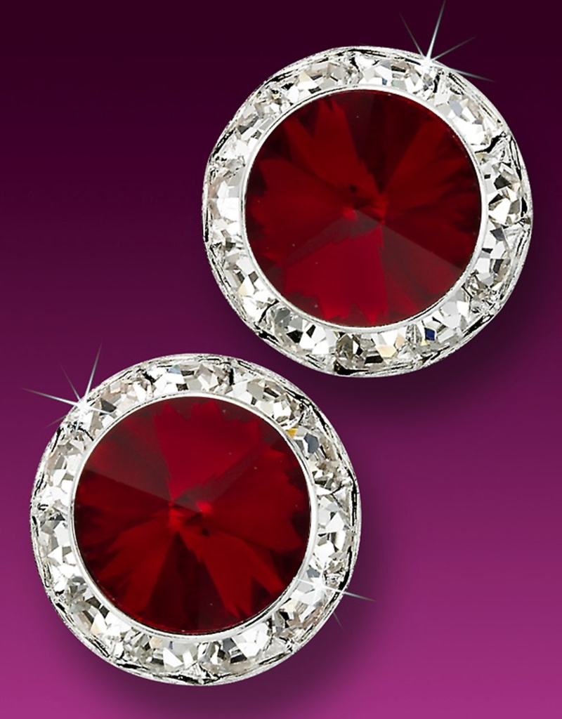 Glamour Goddess GG-15MM Pierced Competition Earring