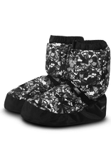 Bloch IM009P-17 Warm Up Booties in Limited Edition Prints