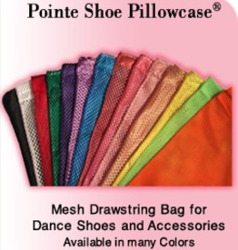 Pillows For Pointe PFP Mesh Pointe Shoe Bag