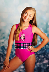 Oh La La Fit To Be Tied Holiday Wishes Leotard Youth