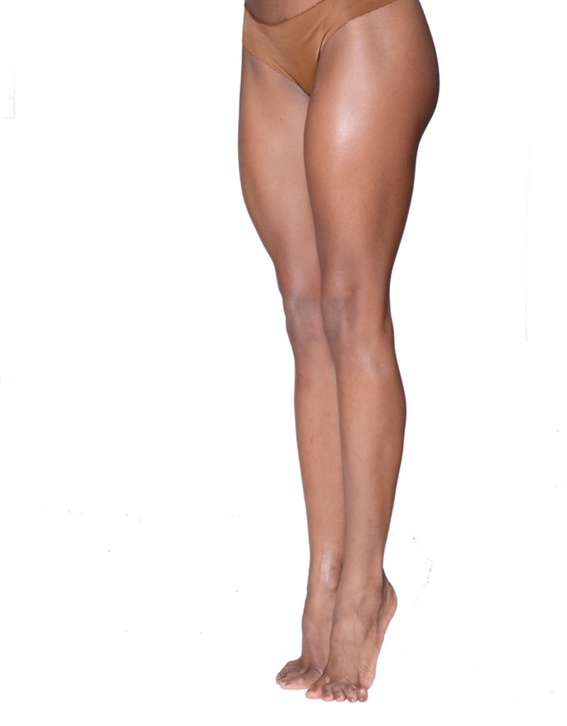 Nude Barre NB Second Skin Seamless Thong Adult