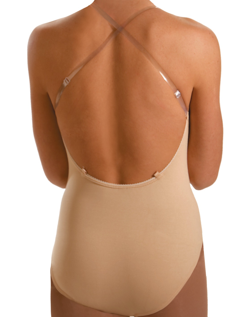 Motionwear 2492 Convertible Stap Leotard Youth