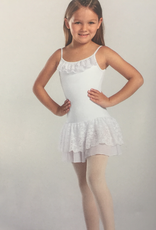 So Danca L1643 Lacy Skirted Leotard