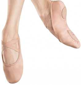 Bloch S0282G Zenith Canvas Split Sole Ballet Slipper Youth