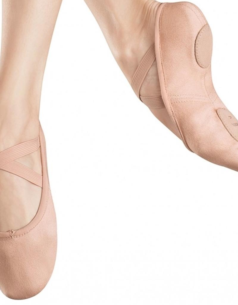Bloch S0282G Zenith Canvas Split Sole Ballet Slipper Youth