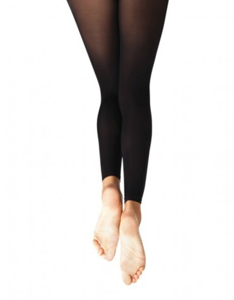Capezio 1817 Ultra Soft Footless Tights Adult