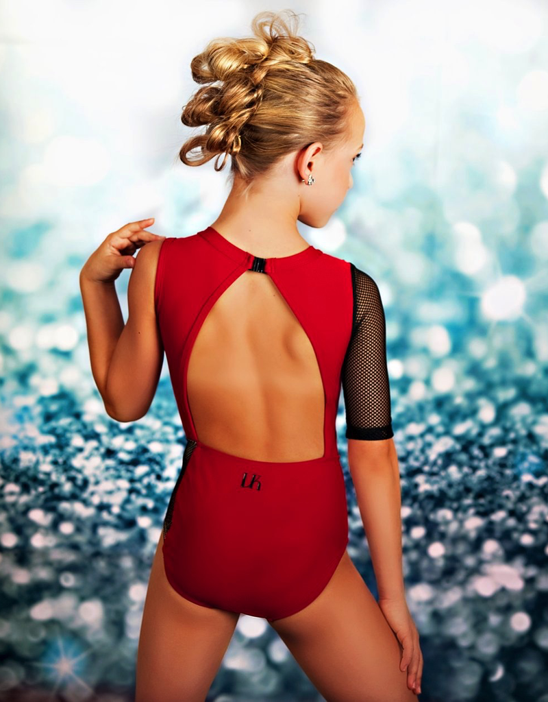 Oh La La Lilly K Dare To Be Different Leotard Adult
