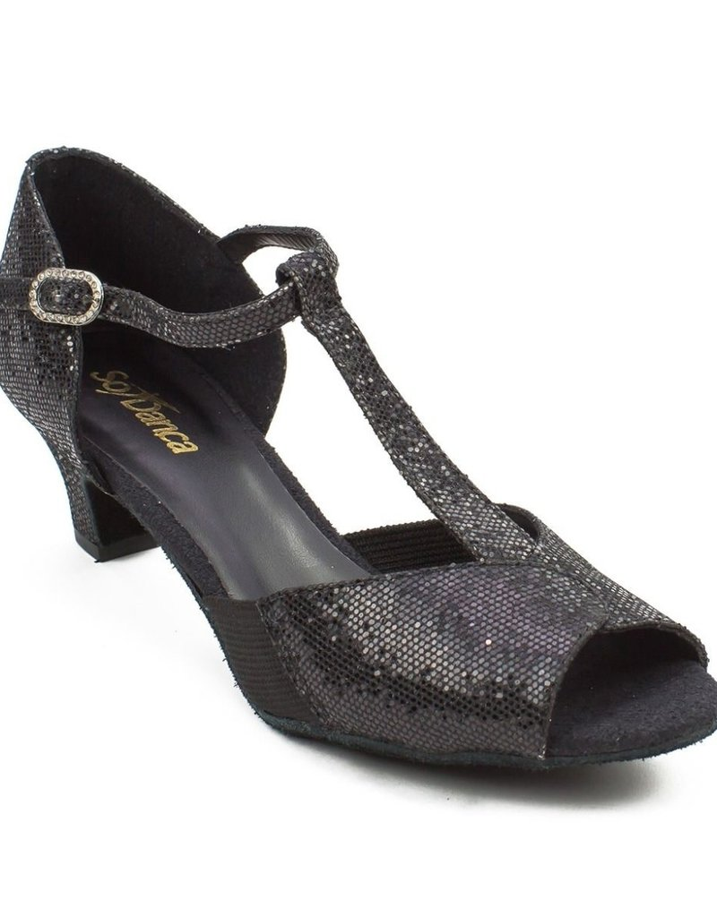 "So Danca BL33 Roxanne 1.5"" Heel Ballroom Shoe"