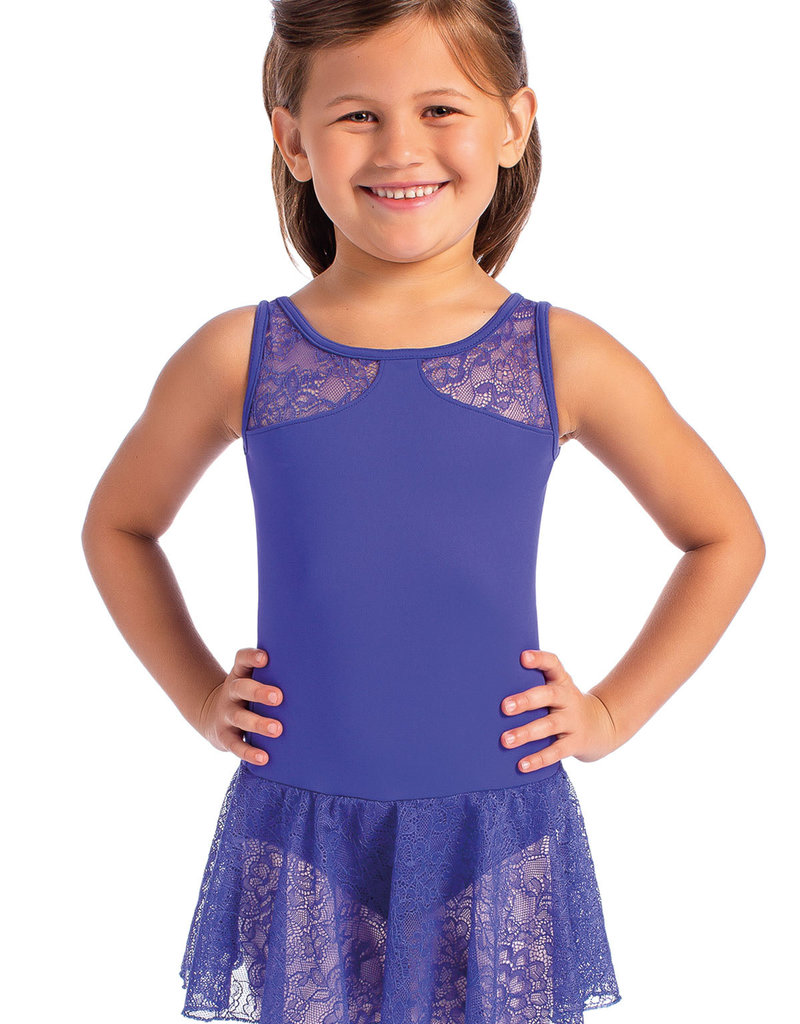So Danca L1749 Elise Dance Dress Youth