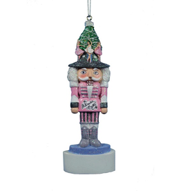 Kurt S Adler A1614 Resin Nutcracker Ornament