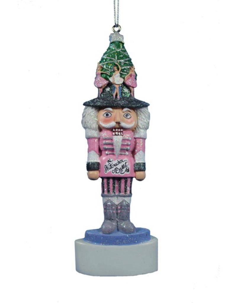 Kurt S Adler A1614 Resin Nutcracker Ornament