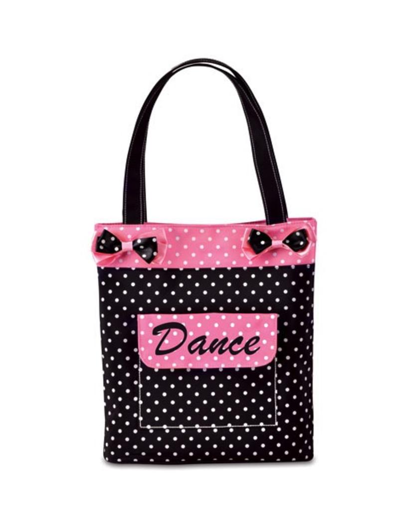 Danshuz Dancin- Dots Dance Tote