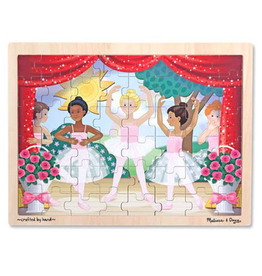Melissa and Doug Ballet Performance Wooden Jigsaw Puzzle