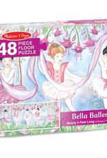 Melissa and Doug Bella Ballerinas Floor Puzzle