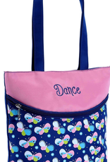 Sassi Designs BFL-01  Butterfly Dance Tote