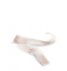 Capezio Bunheads Mesh Elastic Stretching the Pointe