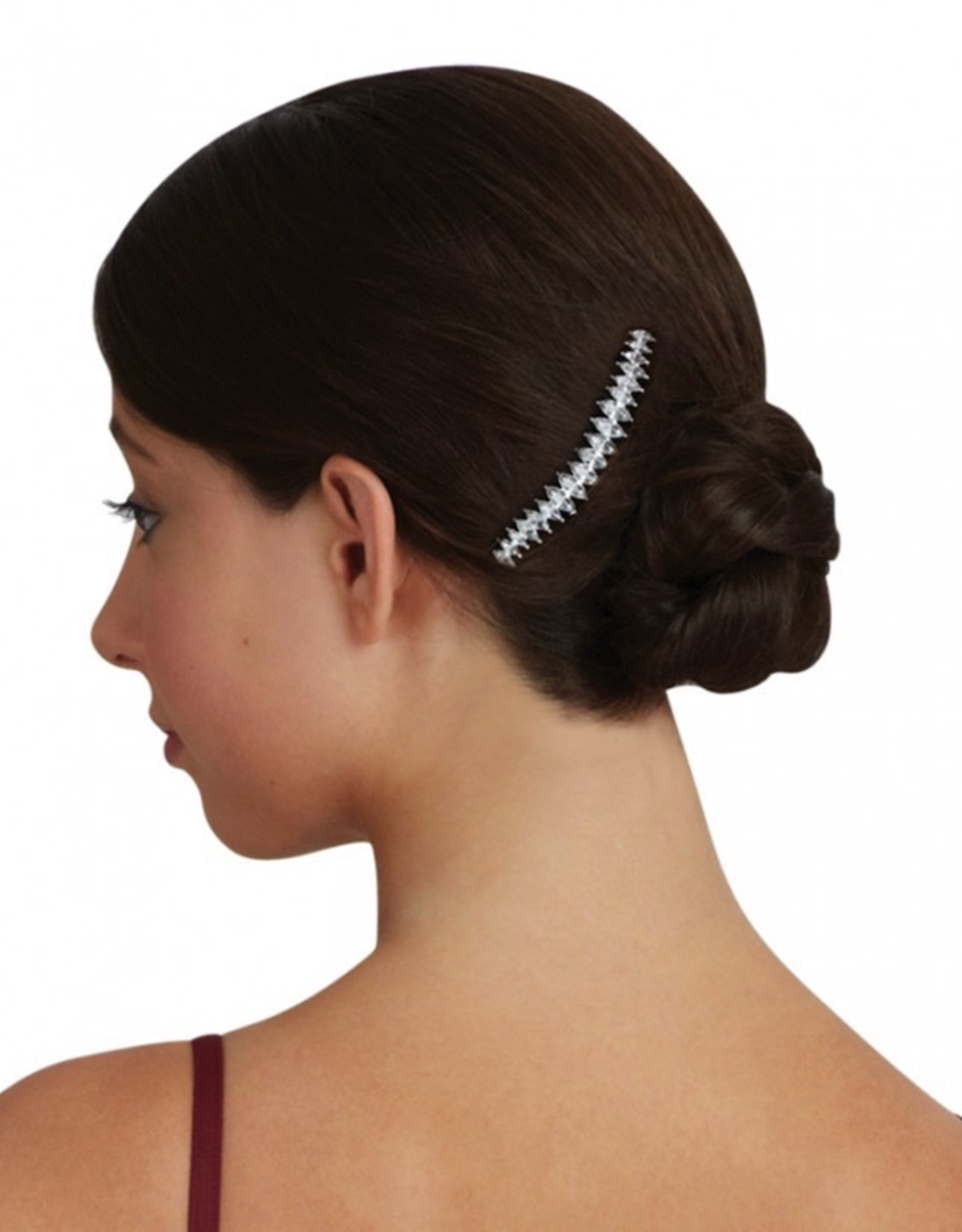 Capezio Bun Frosting Hair Comb