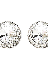 Dasha Medium Competition Earrings Post 12mm/17mm