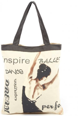 Dasha 4973 Graceful Dancer Tote