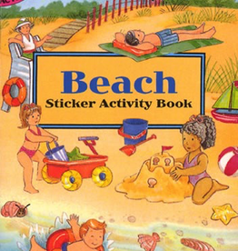 Dover Beach Sticker Activity Book
