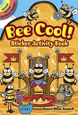 Dover Bee Cool! Sticker Activity Book