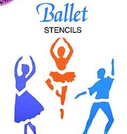 Dover Fun With Ballet Stencils