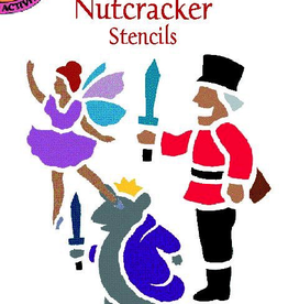 Dover Fun with Nutcracker Stencils