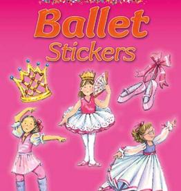 Dover Glitter Ballet Stickers