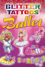 Dover Glitter Tattoos Ballet