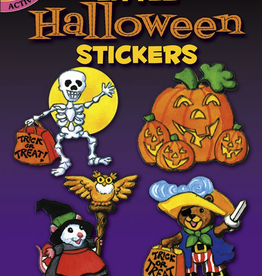 Dover Little Halloween Stickers