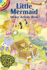 Dover Little Mermaid Sticker Activity Book
