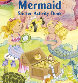 Dover Little Mermaid Sticker Activity Book