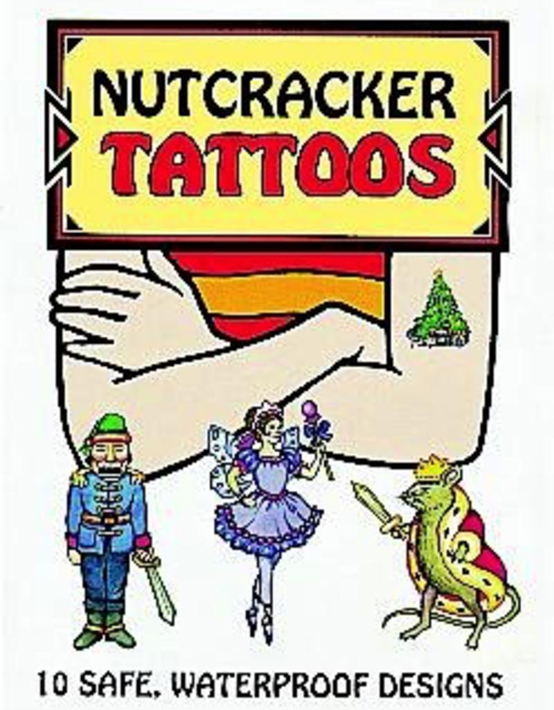 Dover Nutcracker Tattoos