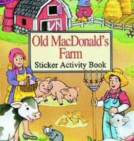 Dover Old MacDonald-s Farm Sticker Activity Book