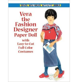 Dover Paper Dolls Vera