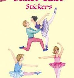 Dover Sticker Book Ballet Class