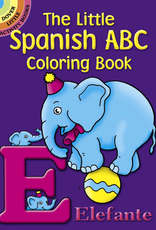 Dover The Little Spanish ABC Coloring Book