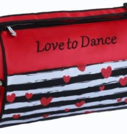 Sassi Designs LTD-02 Love to Dance Duffel